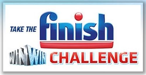 Finish Take the Finish Challenge Free Dishwasher Detergent Sample - US