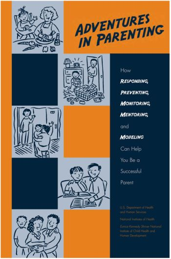 NIH Free Adventures in Parenting Book and Other Publications