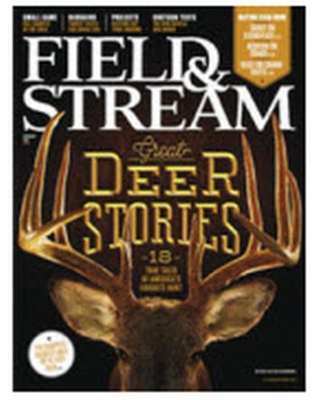 ValueMags Free 12-Issue Subscription to Field and Stream Magazine - US