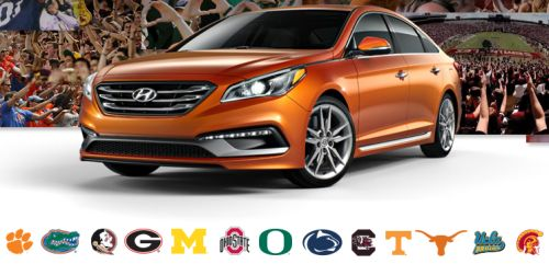 Hyundai USA Free College Football Cling