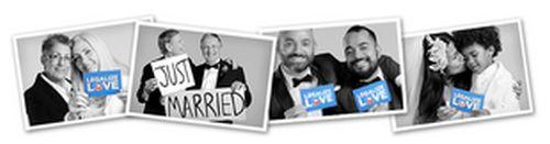 Legalize Love Free Bumper Sticker - US