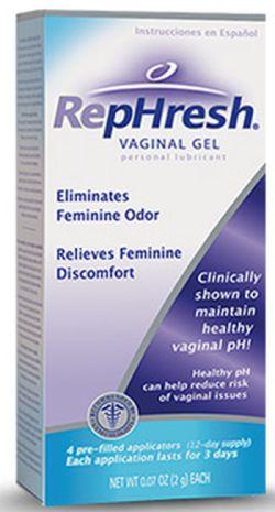 RepHresh Vaginal Gel Free Sample via Facebook - Canada and US