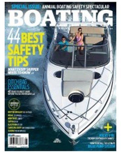 Mercury Magazines Free One Year Subscription to Boating Magazine - US