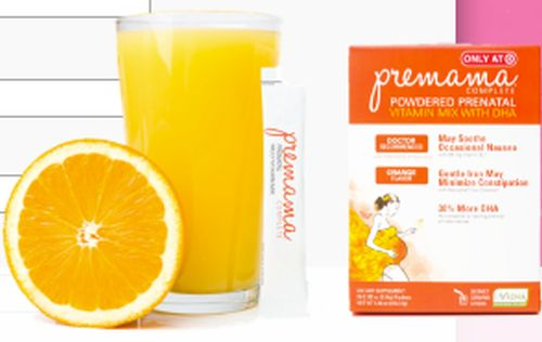DrinkPremama.com Premama 2 Free Samples of Prenatal Vitamin Drink Mix - US