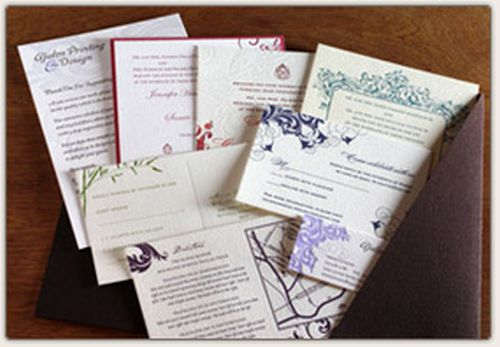 Invitations by Ajalon Free Sample Request - US
