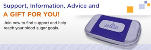 Lantus Connection Free Insulin Travel Kit - US