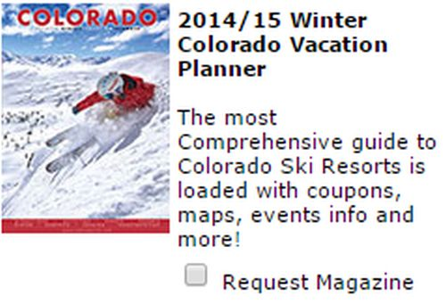 ColoradoInfo Free Colorado Winter Travel Guide and Magazines for Colorado Vacation Planning - Canada and US