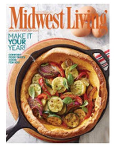 ValueMags Free One Year Subscription to Midwest Living Magazine - US