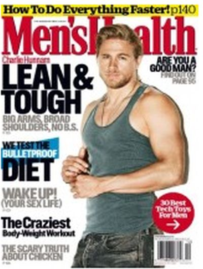 Mercury Magazines Free One Year Subscription to Men's Health Magazine - US
