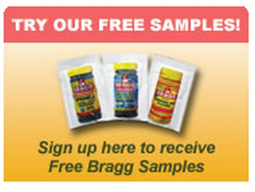 Bragg Free Seasonings and Nutritional Yeast Samples - US