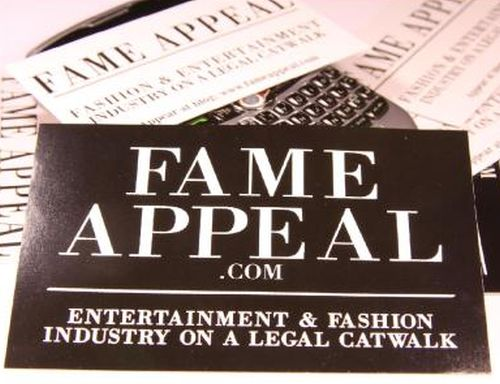 Fame Appeal Free Vinyl Sticker by Email
