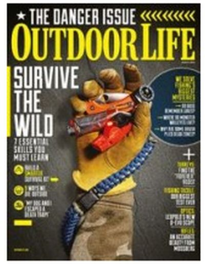 Mercury Magazines Free Subscription to Outdoor Life Magazine - US