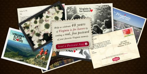 My Virginia Memory Send Free a Postcard - US