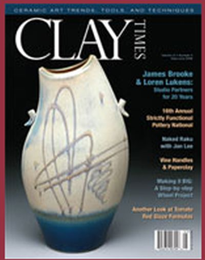 Clay Times Magazine Free Issue