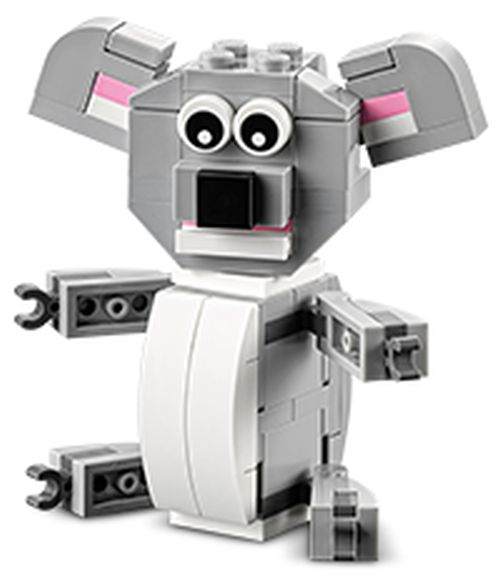 LEGO Store Monthly Mini Model Build of LEGO Koala - May 5, 2015 at 5 p.m.