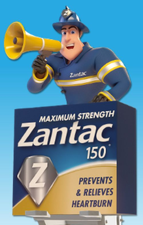 Zantac's May Offer for Zantac 150 24 Count Rebate - US