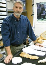 Jeff Meldrum, associate professor of anatomy and anthropology at Idaho State University