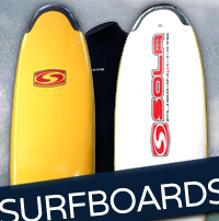 Sola Surfboard