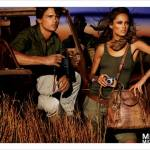 Advertising campaign of Michael Kors spring/summer 2012