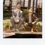 Драко и Рон в лукбуке Band of Outsiders