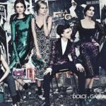 Рекламные кампании Dolce & Gabbana и Marc Jacobs (осень-зима 2011-12)