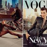 Milla Jovovich Covers the February Issue of Vogue Paris 2013
