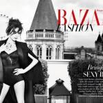 Victoria Beckham for Harper's Bazaar Singapore