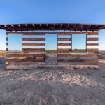 The Incredible Mirror House in the Mojave Desert that Appears to Be Transparent