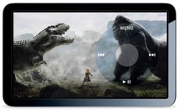 Een mogelijke toekomstige iPod