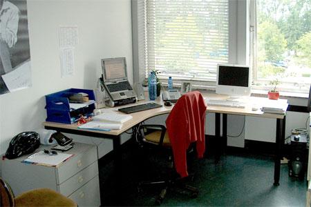 Mijn bureau, een exclusieve inzage