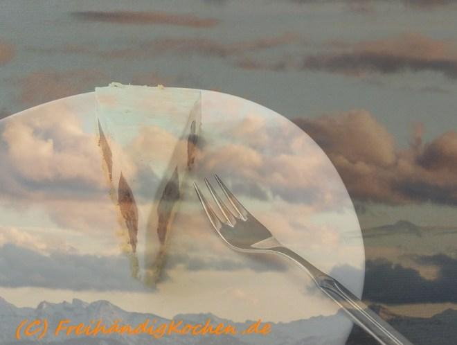 Vanilla Sky mit Alpen-Panorama