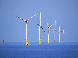 windfarm ocean