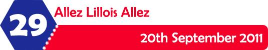 Episode 29 - Allez Lillois