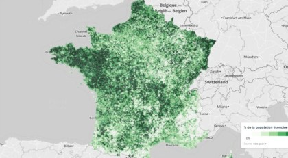 French Football Map