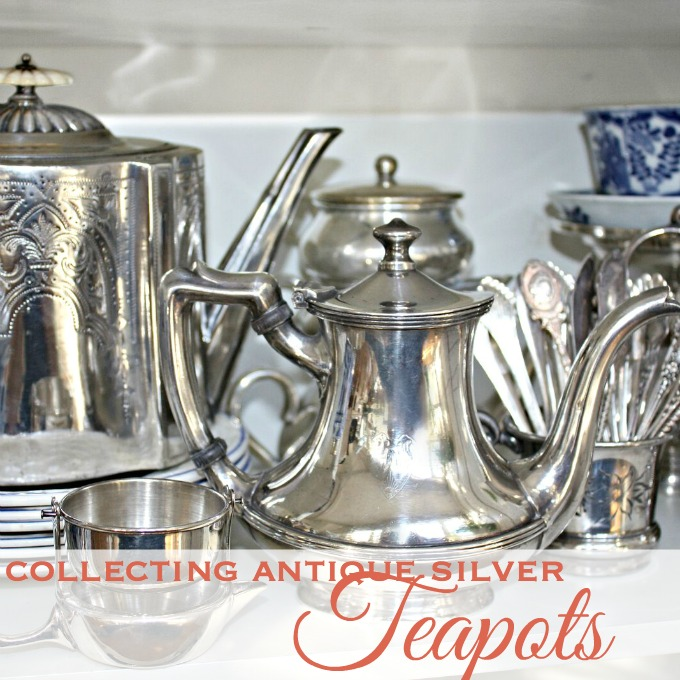 Collecting   Antique Silver Teapots