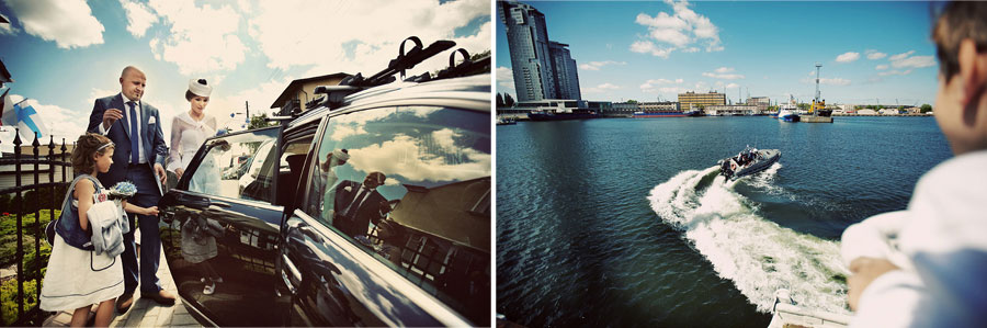 Wozaczinski Dagmara+Maciek 08 Married on a Boat in a Beautiful Sailor Outfit