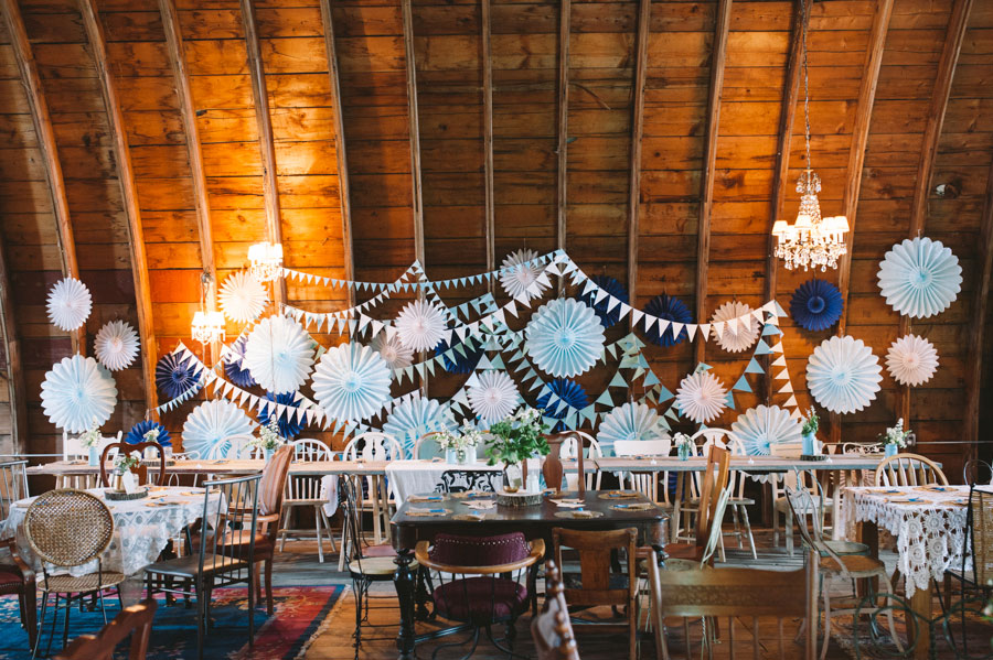 the ultimate barn wedding 14 Probably the Most Unique Venue for a Barn Wedding
