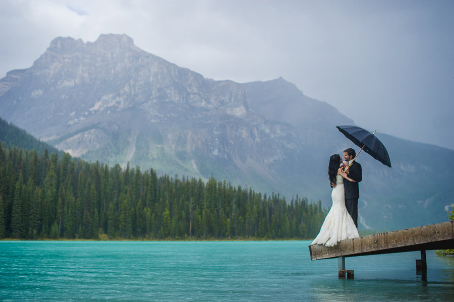 emerald lake lodge photo session carey nash 09 Canadian Emerald Lake Wedding Photos