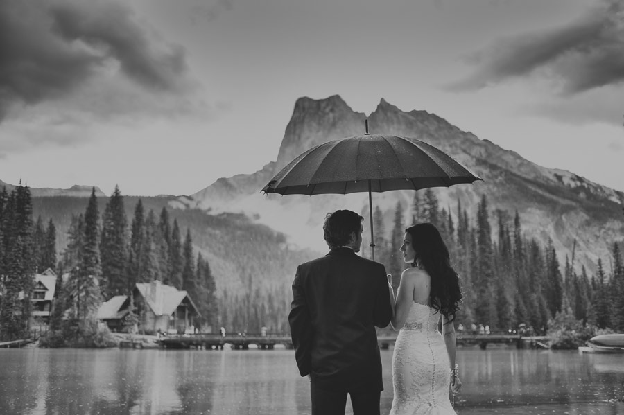 emerald lake lodge photo session carey nash 10 Canadian Emerald Lake Wedding Photos