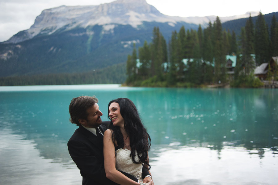 emerald lake lodge photo session carey nash 13 Canadian Emerald Lake Wedding Photos