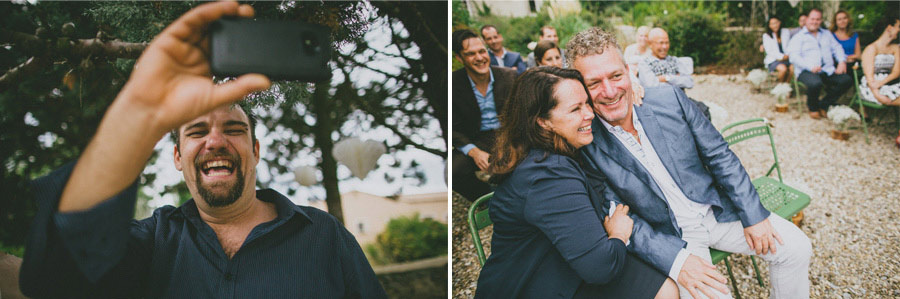 fun french dutch wedding ricardo vieira 06 An Intimate Dutch Australian Wedding in France With Only 28 Guests!