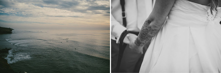 sea elopement pregnant bride 23 An Elopement in San Diego with a Nearly 9 Months Pregnant Bride