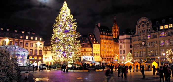 Christmas in Strasbourg © French Moments