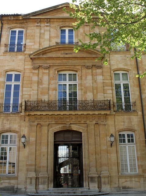 Aix en provence hotel de caumont photo georges seguin - Hotel de caumont aix en provence ...