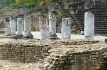 Roman ruins, Lyon © French Moments