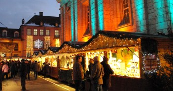 Montbéliard Christmas Market © French Moments