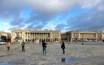 Winter in Place de la Concorde, Paris © French Moments
