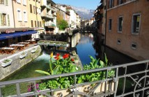 Annecy Old Town © French Moments