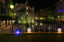 Annecy at Christmas © Adriphoto