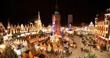 Béthune Christmas Market © JM Hecquet